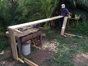 preparazione strutture
