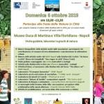 programma del 6 ottbre tutti gli eventi a Villa Floridiana